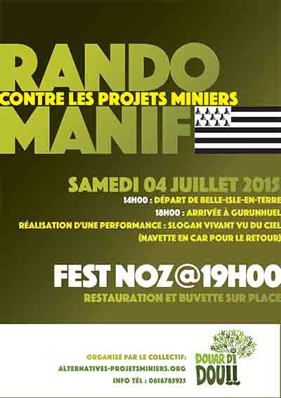 Rando-Manif juillet 2015