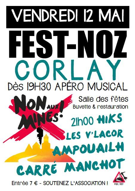 Fest-Noz Vigil'Oust 12-05-2017