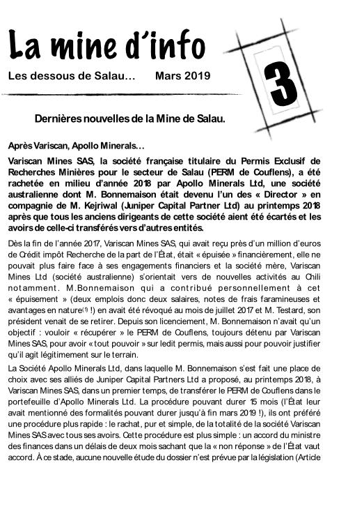 Mines d'info 3