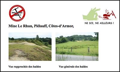 Mine Le Rhun - Plélauff (22)