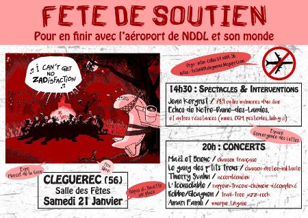 Affiche NDDL-Cléguérec