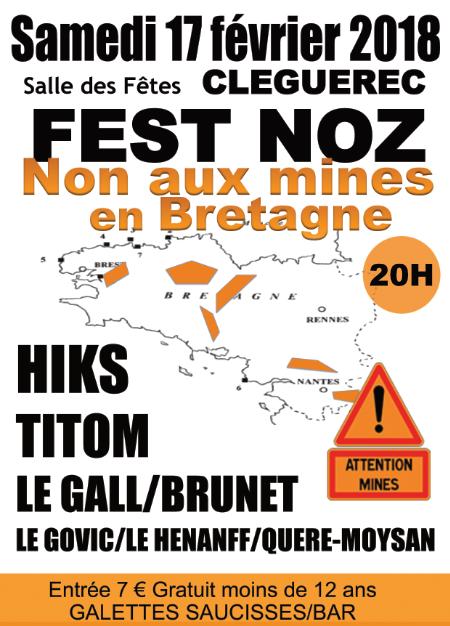 affiche Fest Noz AM-2018