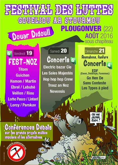 affiche -Festival- Douar Didoull