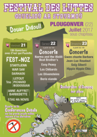affiche festival Douar Didoull 2017