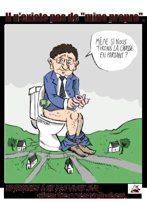 Caricature Chideric