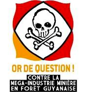 Logo communiqué Or de Question