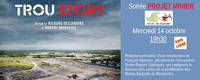 Affiche Trou Story-Callac