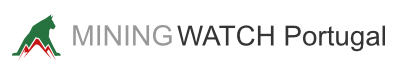 logo Mining Watch Portugal