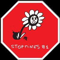 logo Stop Mines 81